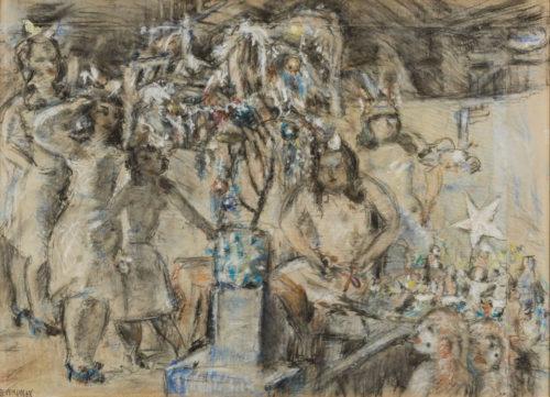Armando Reveron, Nochebuena 1948