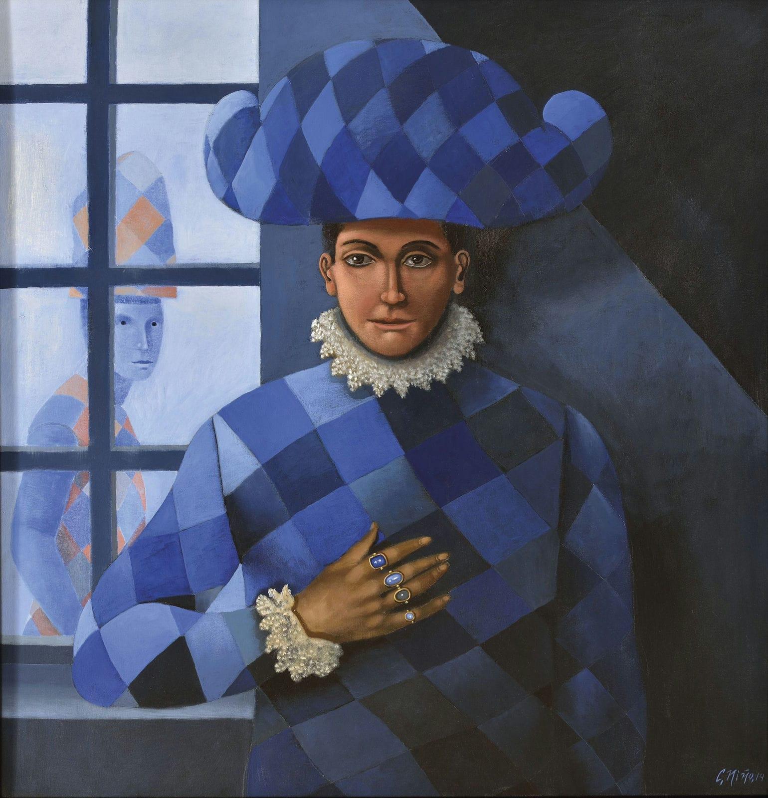 2014 Arlequin azul
