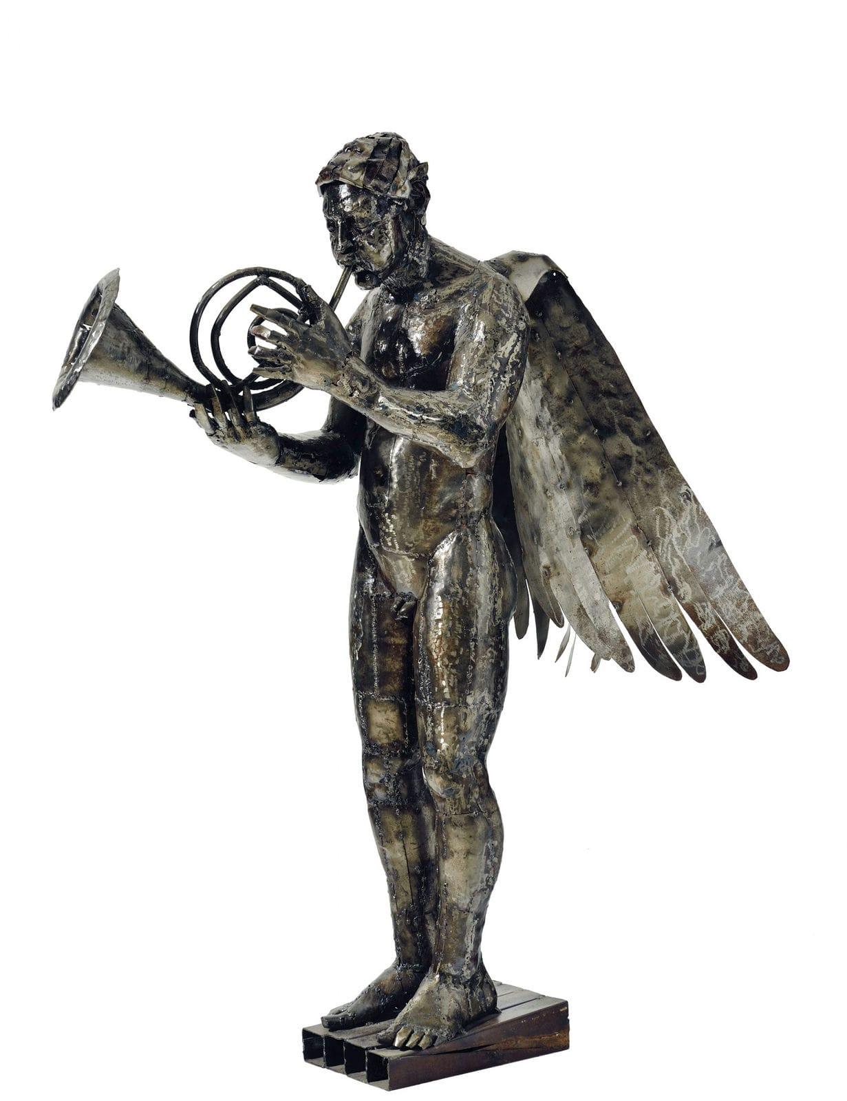 2018 Sin titulo escultura